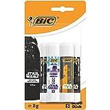 BIC 8g Star Wars colla stick (confezione da 5)