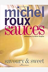 Sauces: Savoury and Sweet Hardcover