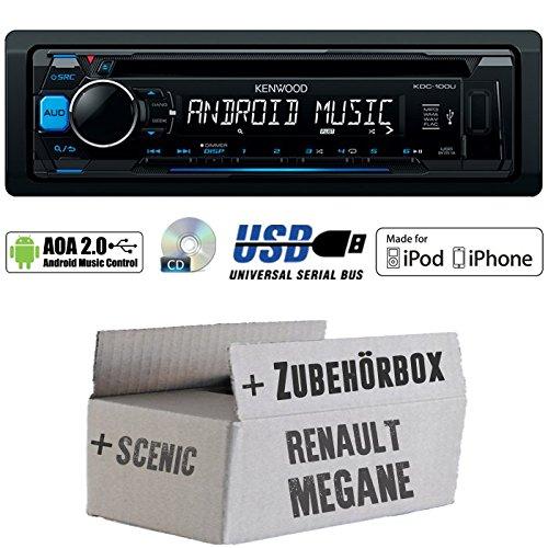 renault-megane-scenic-2-kenwood-kdc-100ub-cd-mp3-usb-ipod-android-steuerung-autoradio-einbauset