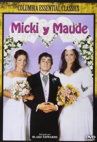 Micki Y Maude (Import Movie) (European Format - Zone 2) (2013) Dudley Moore; Amy Lrving; Blake Edwards; Col by Amy Irving, Ann