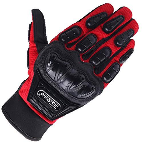 Gloves Guantes Moto Hombres cabalgando Anti-caída