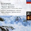 Schubert: Piano Quintet Trout, Octet, Arpeggione Sonata, Fantasia D.934
