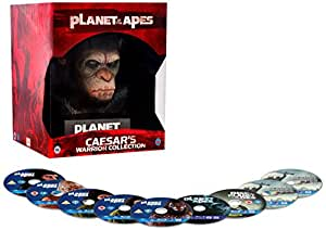 Caesar's Warrior Collection Box Set--Exclusive to Amazon.co.uk [Blu-ray]