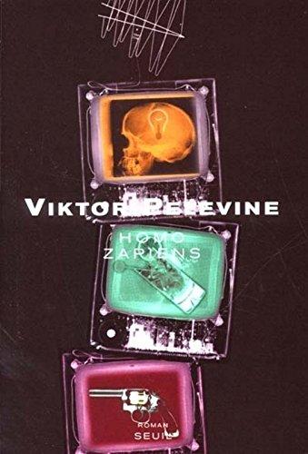 Homo zapiens par Viktor Pelevine