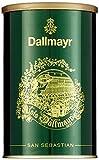 Dallmayr Kaffee Schmuckdose San Sebastian grün, 250g, 2er Pack (2 x 0,25 kg)
