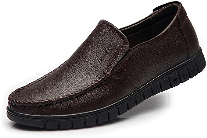JIALUN-Scarpe Scarpe Comfort Uomo Slip On Loafer scarpe Formal Oxfords Oxfords Oxfords Soft Outsoles Large Dimensione | Buona qualità  83ed0d