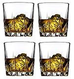 Whisky Glass set of 4 pcs