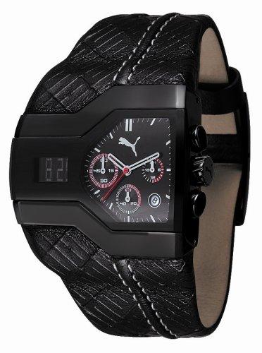 Puma Time TOP PODIUM ALL BLACK - Reloj de pulsera