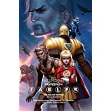 Fables: The Deluxe Edition Book Twelve (Fables Deluxe Editions)
