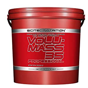 Scitec Nutrition VOLUMASS 35 PROFESSIONAL 6000g White Chocolate
