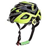 AWE-AeroLite-Casco-per-bicicletta-per-uomo-in-nero-e-verde-taglia-56–58