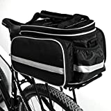 Bicycle Pannier, Bodecin Outdoor Waterproof Multi- function Portable - Best Reviews Guide