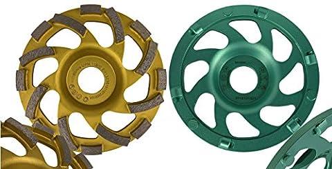 MDW Diamant Schleifteller Ø 130 mm passend für Protool / Festool