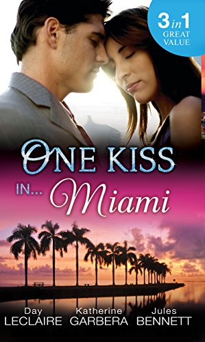 book cover of One Kiss in... Miami