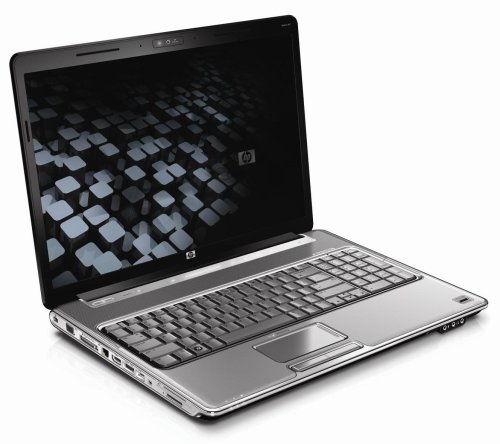 HP Pavilion dv7-1001eg 43,2 cm (17 Zoll) WXGA+ Laptop (AMD Athlon 64 X2 QL-60 1,9GHz, 3GB RAM, 250GB HDD, ATI Mobility Radeon HD 3450, DVD+- DL RW, Vista Home Premium) X2 Amd Laptops