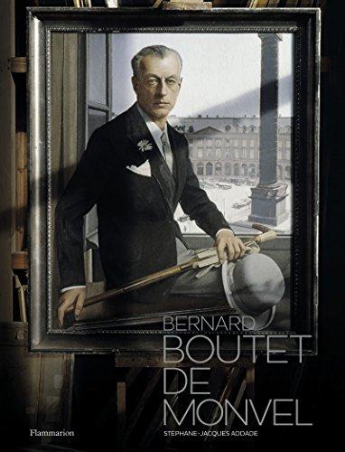 Bernard Boutet de Monvel par Stéphane-Jacques Addade