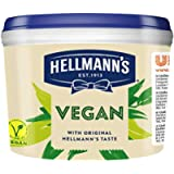 Hellmann's Vegan Mayonnaise, 2.6 Litres Catering Tub