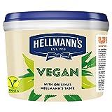 Hellmann's Vegan Mayonnaise, 2.6L Catering Tub