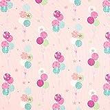 Fabulous Fabrics Baumwolljersey Baloons – Hellrosa —