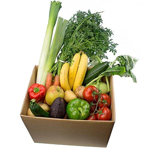 Große Obst- und Gemüsekiste