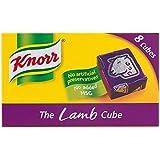 Knorr Stock Cubes Lamb (8x10g) - Paquet de 6