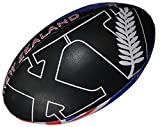 Ballon de Rugby New Zealand - Collection Supporter - Nouvelle Zelande - Taille 5