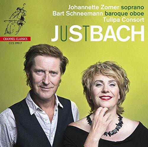Bach : Just Bach. Oeuvres pour hautbois et soprano. Zomer, Schneemann.
