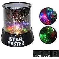 Proiettore stellato cielo LED lampade luce romantica notte per i bambini & decorazione del PRECORN marchio