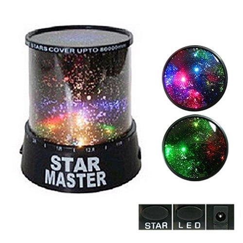 PRECORN LED Sternenhimmel Romantik Himmel Projektor Lampe Nachtlicht für Kinder & Dekoration Tisch-...