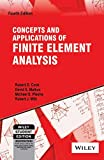 Concepts and Applications of Finite Elements Analysis, 4ed