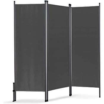 outdoor paravent anthrazit praktischer sichtschutz sonnenschutz f r draussen. Black Bedroom Furniture Sets. Home Design Ideas