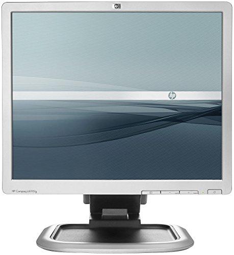 HP LA1951G Generalüberholt LED-Monitor, schwarz/silber