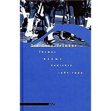 Die Colatrinker: Gedichte 1983-1999