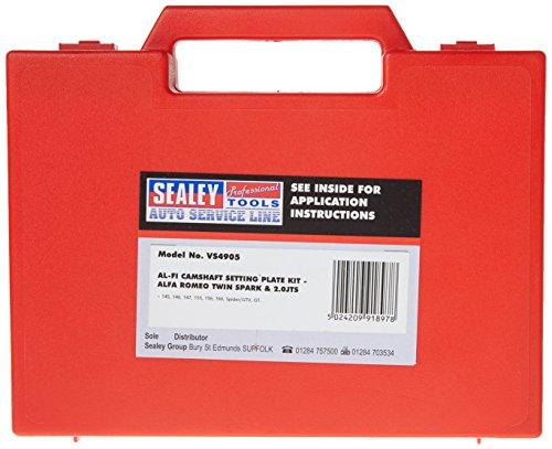 Preisvergleich Produktbild SEALEY Petrol Engine Al-fi Setting Plate Kit - Alfa Romeo 2.0,  2.0jts - Belt Drive