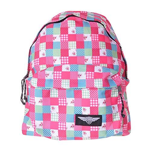 Sampack MO055 - Mochila diseño patchwork