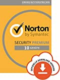 Norton Security Premium 2018 | 10 Ger�te | 1 Jahr | PC/Mac/iOS/Android | Download Bild