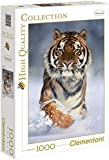 Clementoni 39171.4 Jigsaw Puzzle 1,000 Pieces Tiger