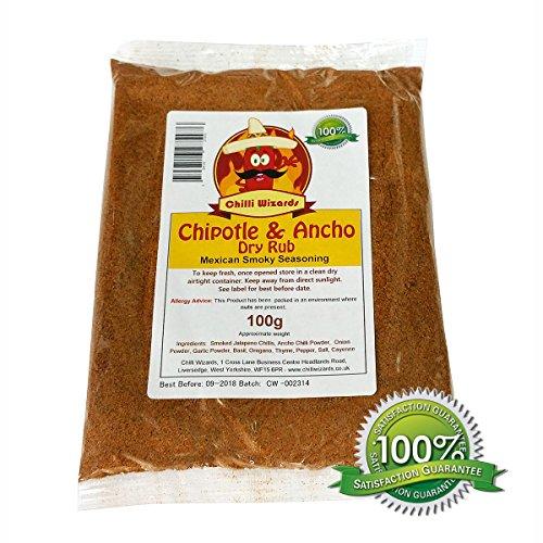 smokey-chipotle-ancho-chilli-pepper-bbq-dry-rub-seasoning-for-meat-fish