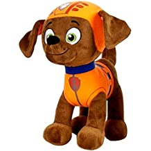 Paw Patrol - Patrulla Canina - Selección Figura de Peluche Softwool 28cm, Maja:Zuma