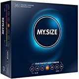 My.Size Kondome, 57 mm, 36 Stück