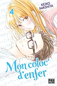 Mon Coloc' d'Enfer Edition simple Tome 4
