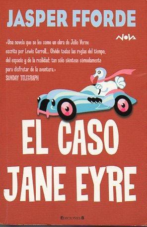 EL CASO JANE EYRE. 1ª edición española.