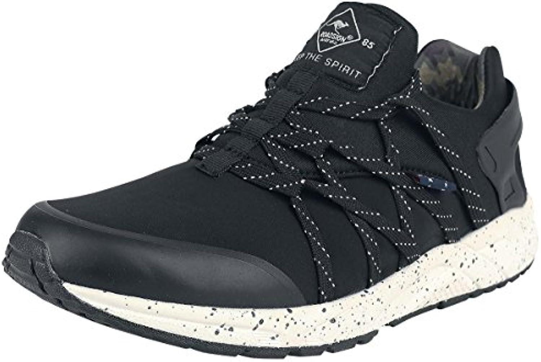 Roadsign Australia Herren Schuhe Denoi schwarz   fallen normal aus