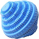 Super Wash Eco-friendly Laundry Ball-For 1500 Washings Baby Blue