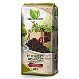 Bio-Kompost Hochbeet ProNatur 40 Liter