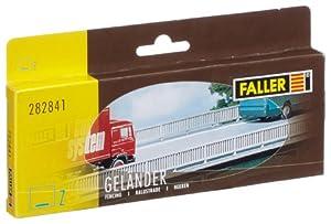 Faller - Valla para modelismo ferroviario escala 1:87
