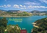 Andalusien 2019 L 50x35cm - H.W. Schawe