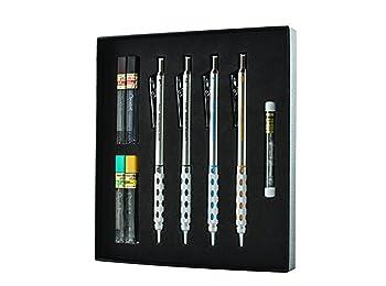 Pentel GraphGear 1000 Premium Mekanik Kalem Seti
