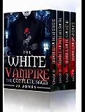 The White Vampire Complete Saga (Books 1-4)