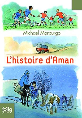 L'histoire d'Aman par Michael Morpurgo